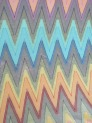 Штора MISSONI HOME  MARKOWA 670*270Н